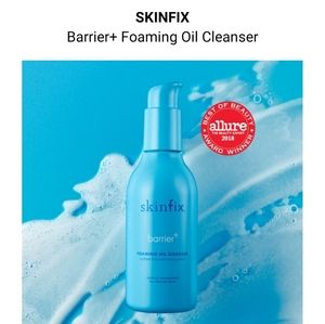 SkinFix Barrier+ Foaming Oil Cleanser